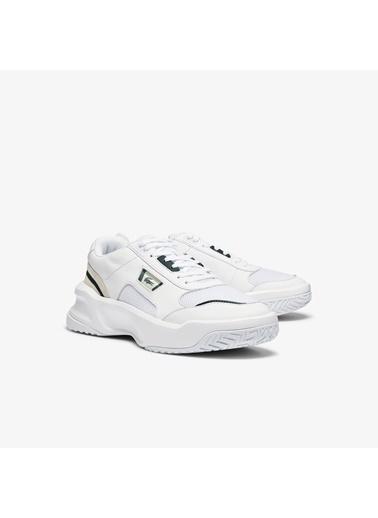 Lacoste Erkek Ace Lift  Sneakers 741SMA0068.1R5 Beyaz